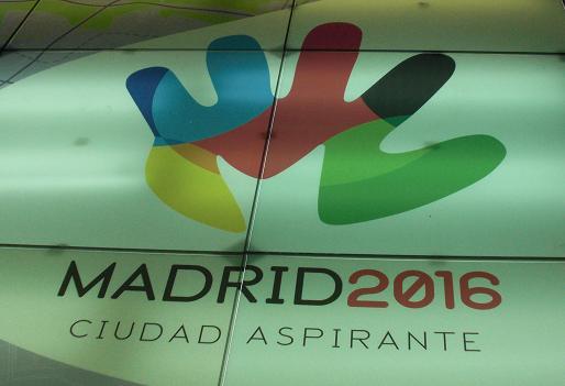 L'ultima versione del logo di Madrid 2016