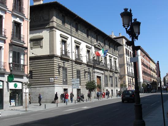 Istituto italiano di cultura a madrid viaggi e vacanze a for Instituto italiano de cultura madrid