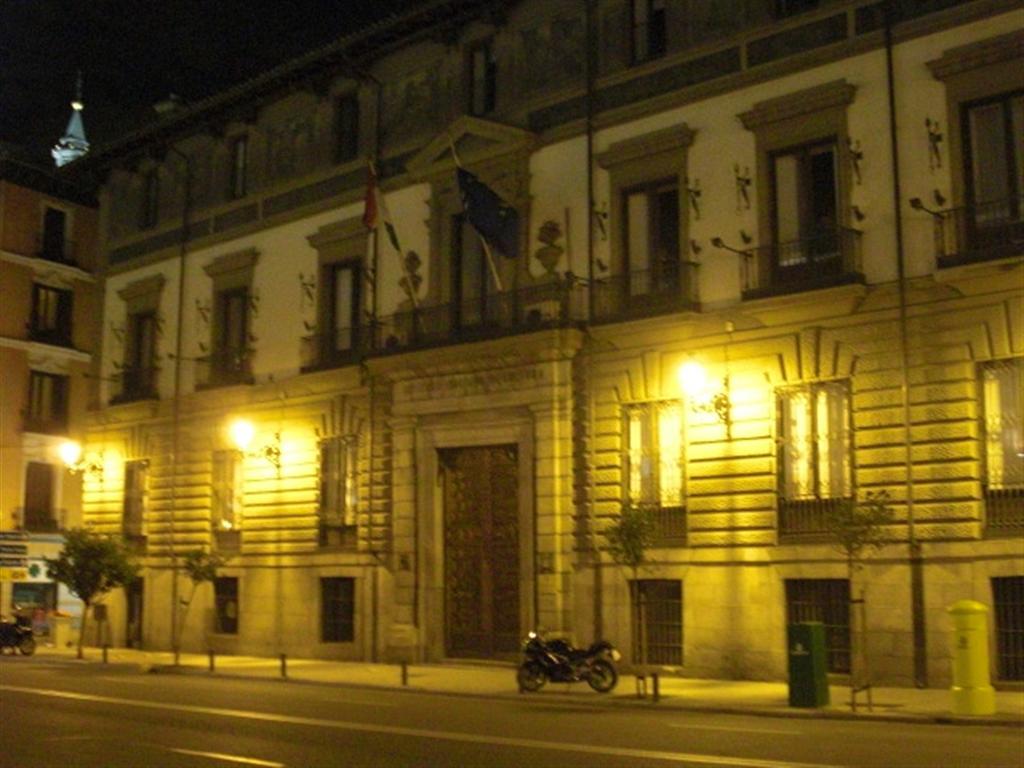 Istituzioni italiane viaggi e vacanze a madrid la for Instituto italiano de cultura madrid