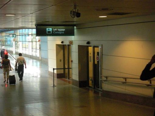 deposito-bagagli-aeroporto-Madrid Barajas