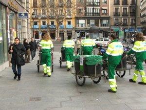 Foto Antonio 3 Operatori ecologici a Madrid