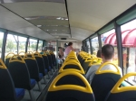 Interno Autobus Extraurbano