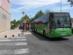 Autobus extraurbano Madrid